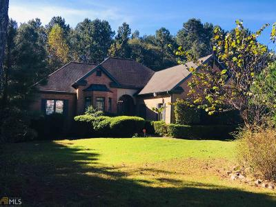 Fayetteville GA Single Family Home For Sale: $500,000