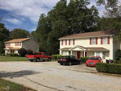 Stephens County Multi Family Home Under Contract: 1496 Mize Rd