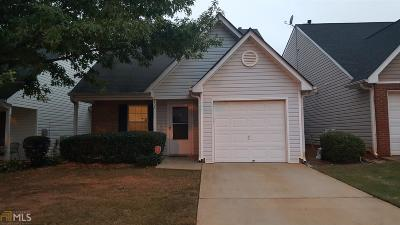 Covington Single Family Home Under Contract: 20 Meadowridge