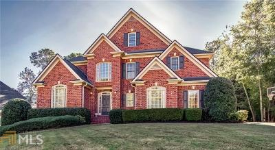 Marietta Single Family Home Under Contract: 3723 Baccurate Way