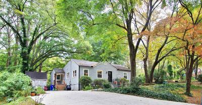 Decatur Single Family Home For Sale: 839 Scott Cir