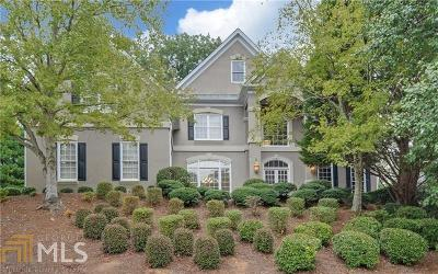 Johns Creek Single Family Home For Sale: 504 Butler National Dr