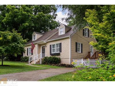 Decatur Single Family Home For Sale: 2457 Shadydale Ln
