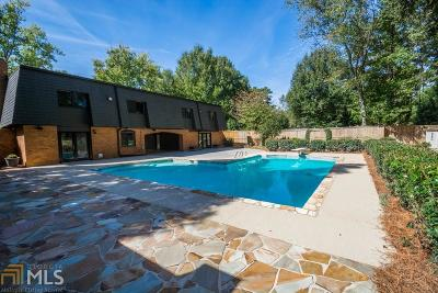 Brookhaven Single Family Home For Sale: 3453 Stratfield Dr