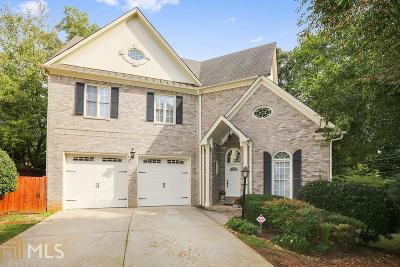 Brookhaven Single Family Home For Sale: 1093 Hedge Rose Ct