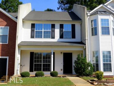 Coweta County Condo/Townhouse Under Contract: 115 Chastain Loop