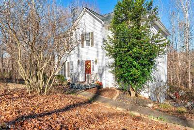 Hiram Single Family Home For Sale: 15 Alice Way