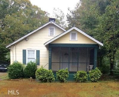 Hapeville Single Family Home Under Contract: 3209 Oakdale Rd