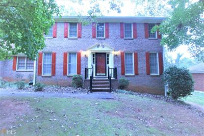 Gwinnett County Single Family Home Under Contract: 392 Brookshire Dr