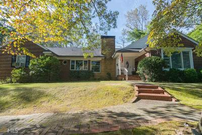 Elbert County, Franklin County, Hart County Single Family Home For Sale: 208 S Tusten St