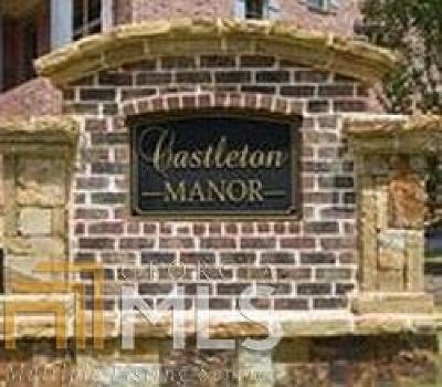Johns Creek Single Family Home For Sale: 12050 Castleton Ct #5