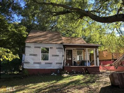 Sylvan Hills Single Family Home Under Contract: 1060 Regent St