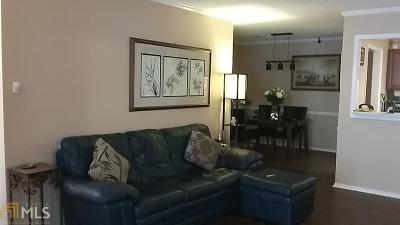 Smyrna Condo/Townhouse Under Contract: 1703 Countryside Pl