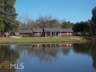 Statesboro Single Family Home For Sale: 19354 W Us Highway 80
