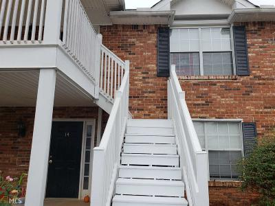 Fayetteville Condo/Townhouse Under Contract: 18 Intown Pl
