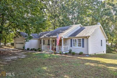 Flowery Branch Single Family Home For Sale: 4491 Hidden Oaks Dr