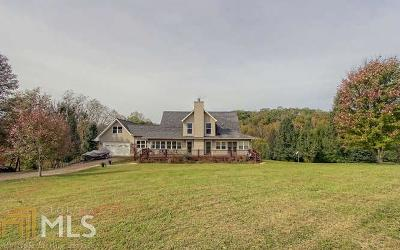 Blairsville Single Family Home For Sale: 24 Grace Mountain Rd