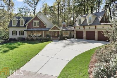 Single Family Home For Sale: 3641 Ridgewater