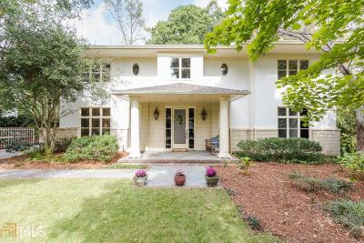 Morningside Single Family Home For Sale: 1060 Wildwood Rd