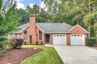 Peachtree City Single Family Home For Sale: 613 Ambrose Ln