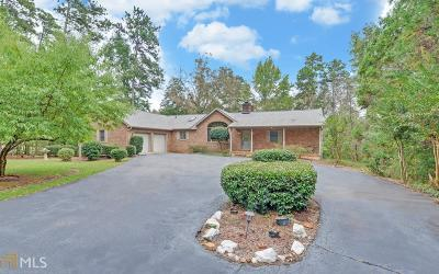 Hartwell Single Family Home For Sale: 1528 Hatton Ford Rd