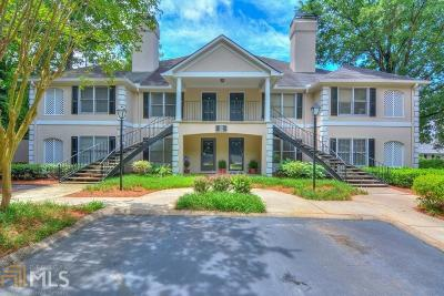 Norcross Condo/Townhouse Under Contract: 102 Peachtree Forest Dr