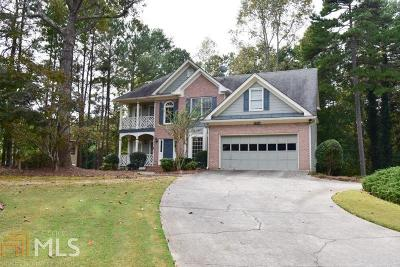 Buford Single Family Home For Sale: 5750 Windchase Dr