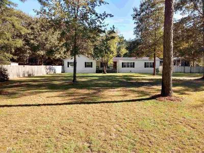 Brooklet Single Family Home For Sale: 30 Hickory Ln