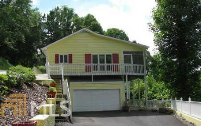 Hiawassee Single Family Home Under Contract: 300 Overlook Dr