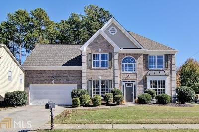 Kennesaw Single Family Home Under Contract: 1674 Stilesboro Ridge Dr