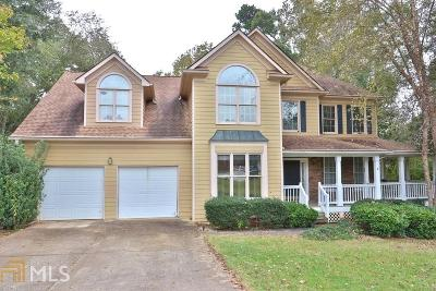 Kennesaw Single Family Home For Sale: 4181 Winthrop Downs Rd