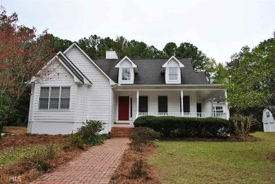 Butts County Single Family Home Under Contract: 353 Biles Rd