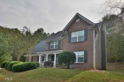 Snellville Single Family Home Under Contract: 3610 Grahams Port Dr