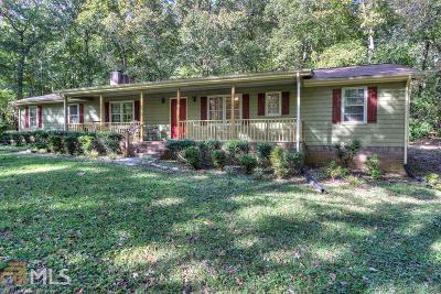 Dallas Single Family Home Under Contract: 2763 Mt Tabor Church Rd