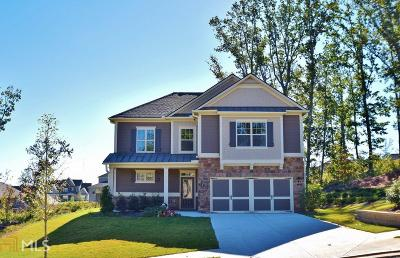 Flowery Branch  Single Family Home For Sale: 6710 Lazy Overlook Ct