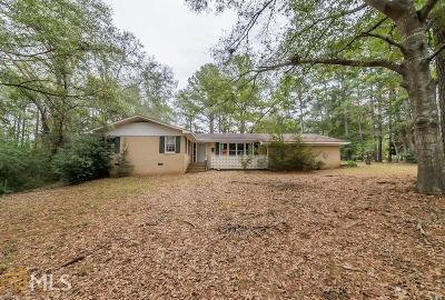 Butts County Single Family Home For Sale: 266 Valley Rd