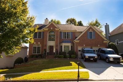 Buford Single Family Home For Sale: 3912 Suwanee Mill Dr