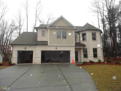 Lawrenceville Single Family Home For Sale: 1911 Adams Acre Dr #67