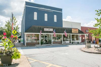Habersham County Commercial For Sale: 101 W Water St #101,102,