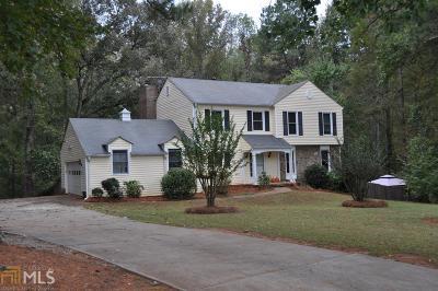 Fayetteville Single Family Home For Sale: 150 Kingswood Dr