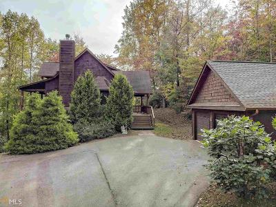 Hiawassee Single Family Home For Sale: 6955 Fly Rod Ln #14