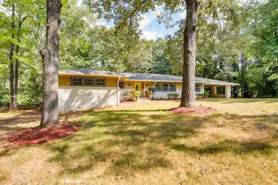 Decatur Single Family Home For Sale: 2695 Glenvalley Dr