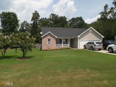 Monroe Single Family Home Under Contract: 1615 Brushcreek Dr