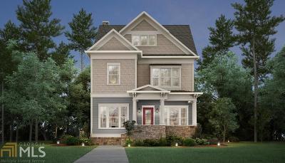 Alpharetta Single Family Home For Sale: 265 Thompson St