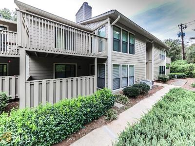 Roswell Condo/Townhouse Under Contract: 511 River Mill Cir
