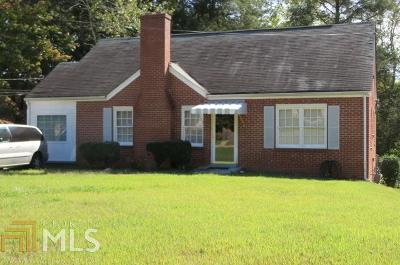 Decatur Single Family Home Under Contract: 427 Chevelle Ln #10