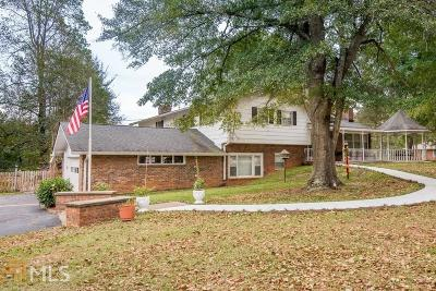 Winston Single Family Home Under Contract: 4464 Daniell Mill Rd