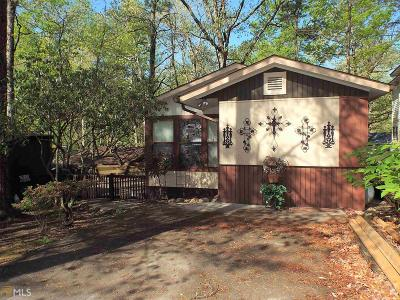 White County Single Family Home Under Contract: 74 Cindy Pkwy #134d