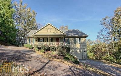 Blairsville Single Family Home Under Contract: 116 Souther Ridge Connector