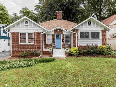 Multi Family Home For Sale: 1269 N Highland